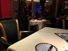 バージアルアラブ レストラン アル・イワン